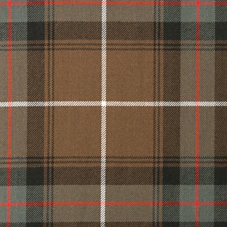 MacDonald of the Isles Hunting Weathered Heavy Weight Tartan Fabric