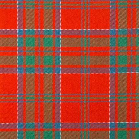 MacDonnell of Keppoch Ancient Heavy Weight Tartan Fabric
