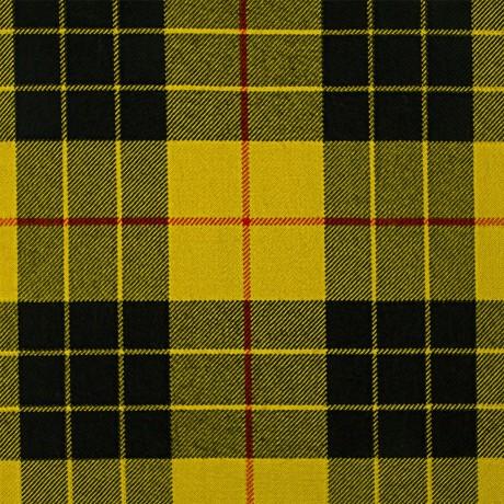 MacLeod Dress Ancient Heavy Weight Tartan Fabric