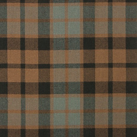 MacKay Weathered Heavy Weight Tartan Fabric