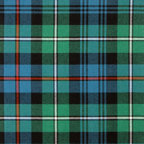 MacKenzie Ancient Heavy Weight Tartan Fabric