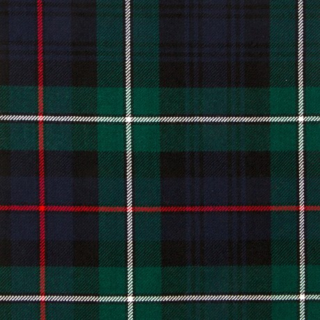 MacKenzie Modern Heavy Weight Tartan Fabric