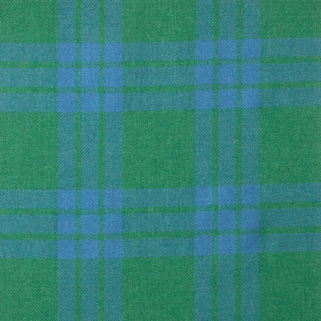 Montgomery Blue Ancient Heavy Weight Tartan Fabric