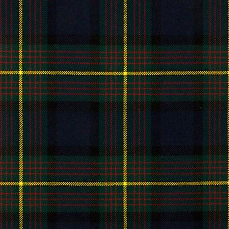 Muir Modern Heavy Weight Tartan Fabric