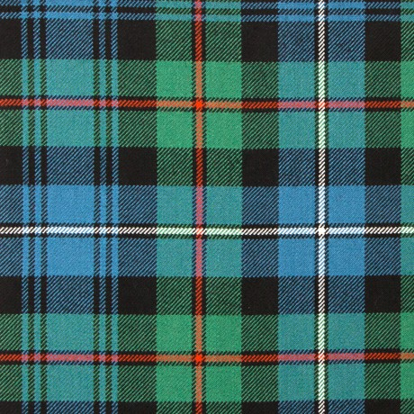 Robertson Hunting Ancient Heavy Weight Tartan Fabric