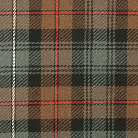 Robertson Hunting Weathered Heavy Weight Tartan Fabric