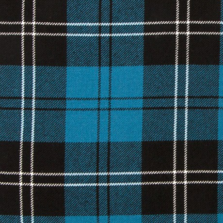 Ramsay Blue Ancient Heavy Weight Tartan Fabric