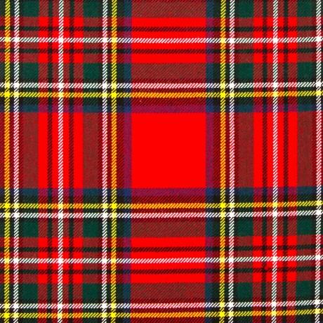Stewart Royal Modern Heavy Weight Tartan Fabric