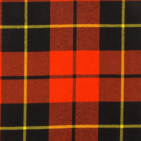 Wallace Ancient Heavy Weight Tartan Fabric