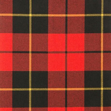 Wallace Modern Heavy Weight Tartan Fabric