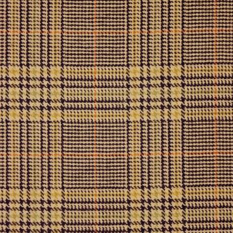Eccles Check Tweed Light Weight Fabric