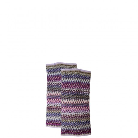 Rebecca Faith Wool/Angora Knitted Fingerless Gloves