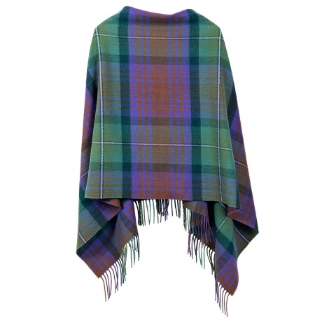 Georgia Isle of Skye Lambswool Poncho