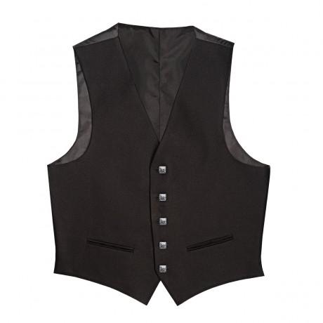Doune Lightweight Fabric 5 Button Kilt Waistcoat