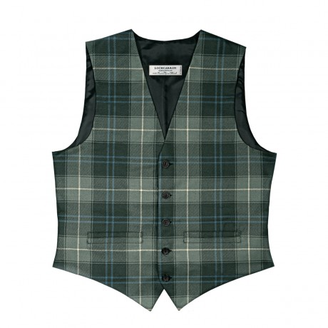 Mens Reiver Tartan Waistcoat / Vest