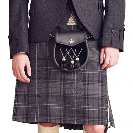 Mens Traditional 8 Yard Strome Heavy Weight Kilt