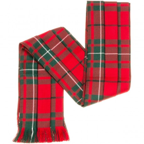 Made to Order Reiver Lightweight Tartan Mini Fly Plaid