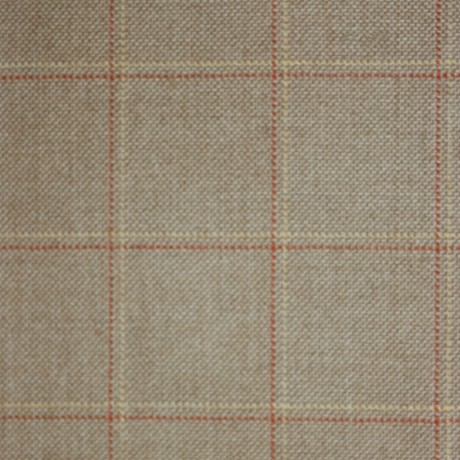 Oban Check Tweed Light Weight Fabric