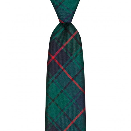 Davidson Clan Modern Tartan Tie