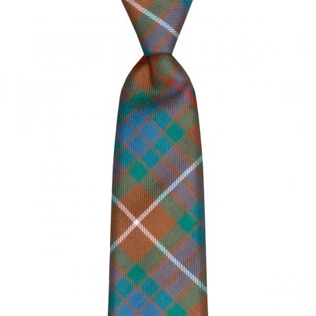 Fraser Hunting Ancient Tartan Tie