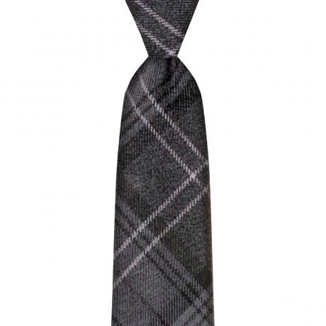 Highland Granite Tartan Tie
