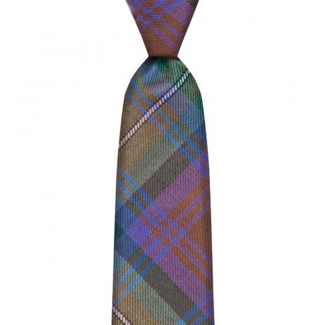Isle of Skye Tartan Tie