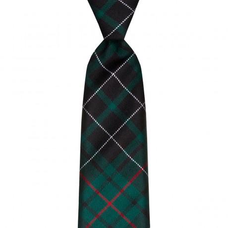 MacAuley Hunting Modern Tartan Tie