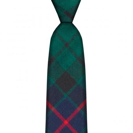 Morrison Green Modern Tartan Tie