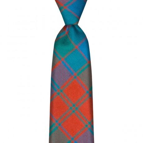 Robertson Red Ancient Tartan Tie