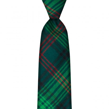 Ross Hunting Modern Tartan Tie