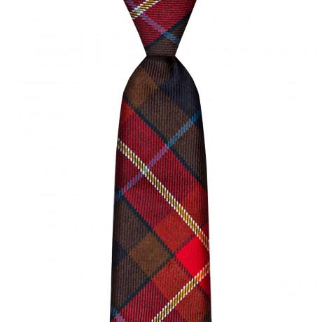 Jenners Commemorative Tartan Wool Tie