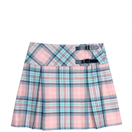 Diana, Princess of Wales Memorial Rose Tartan Billie Skirt