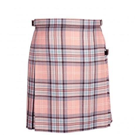 Diana, Princess of Wales Memorial Rose Ladies Tartan Mini Skirt