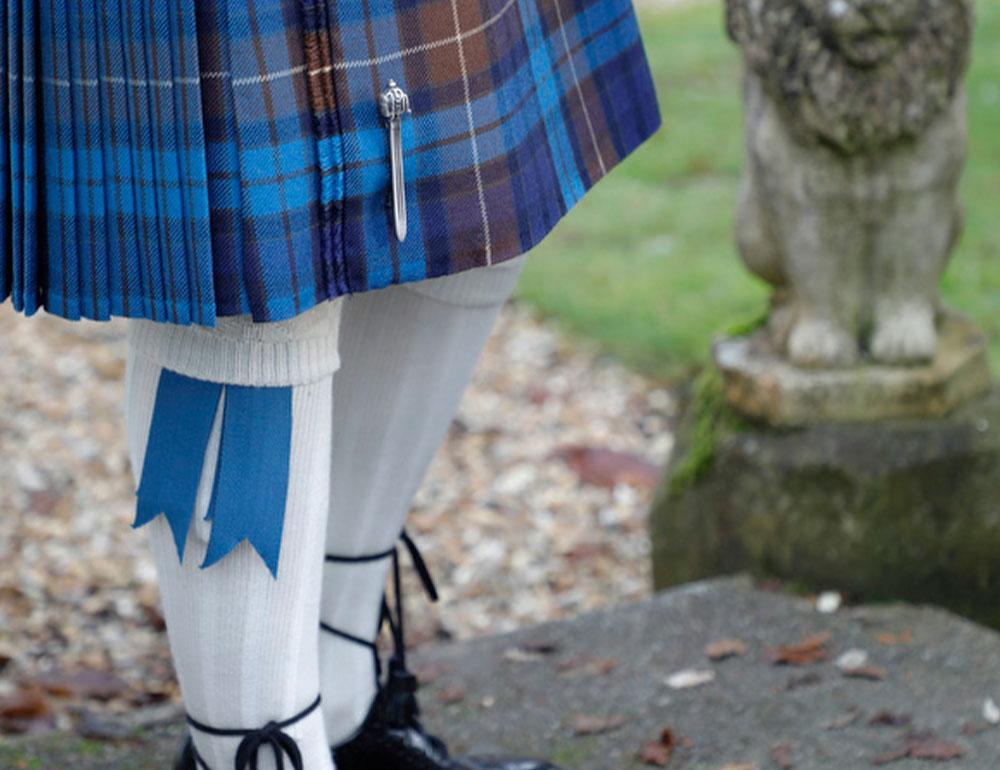 Lochcarron of Scotland Mill Tour