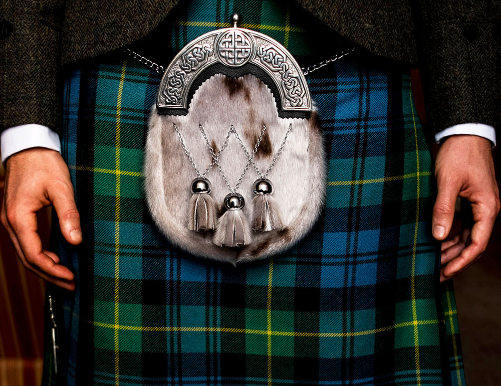 Lochcarron Kilt Cloth
