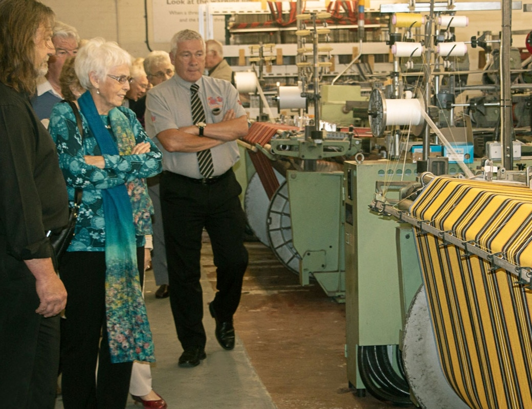 Lochcarron of Scotland Mill Tours