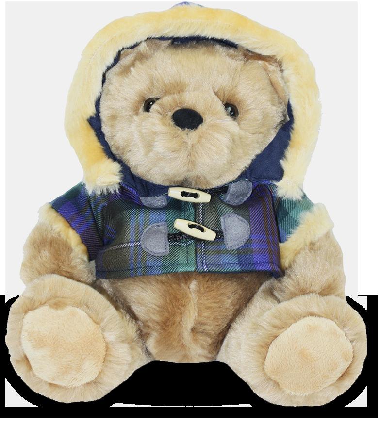 Tartan Teddy