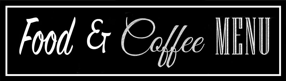 Lochcarron Visitor Centre Food & Coffee Menu