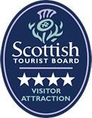 Visit Scotland 4 Star Attraction