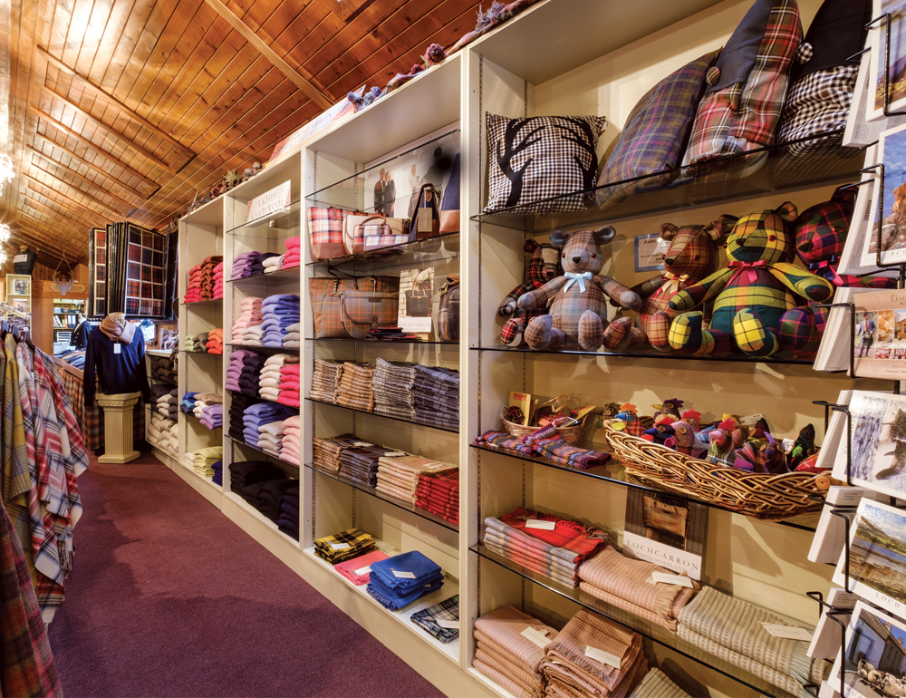Kilts, Ties & Traditional Scottish Tartans from Lochcarron Weavers Shop